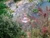 En Turicato, Michoacán, encuentran hombre sin vida en un canal de agua